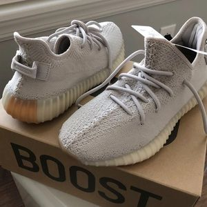 Authentic Adidas Yeezy Boost 350 (Sesame)